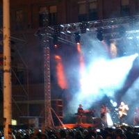 Photo taken at Plaza de la Remonta by Miguel Domingo G. on 7/5/2014