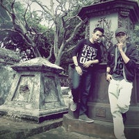 Photo taken at Makam Peneleh by Rhozie M. on 5/3/2014