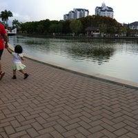 Photo taken at Friendship Park (Taman Sahabat) (馬中公園) by 🌷Abby S. on 12/18/2012