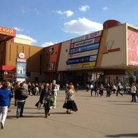 9/20/2012 tarihinde Alexander Z.ziyaretçi tarafından Семёновская площадь'de çekilen fotoğraf
