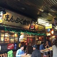Photo taken at まんぷく食堂 by Hirokazu H. on 5/25/2013