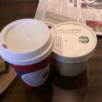 Photo taken at Starbucks by Anthony R. on 1/10/2013