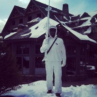 Photo taken at Stowe Mountain Resort by InkedPixie on 3/22/2013