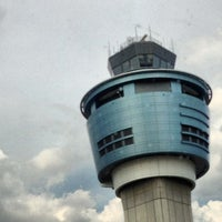 Photo taken at LaGuardia Airport (LGA) by InkedPixie on 7/8/2013