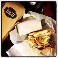 Photo taken at Potbelly Sandwich Shop by InkedPixie on 6/4/2013