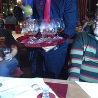 Photo taken at Restaurant Zeus by Pascal on 11/29/2013
