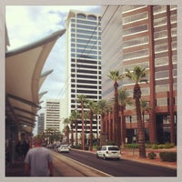 Photo taken at Thomas/Central Ave METRO by Zachary C. on 8/5/2013