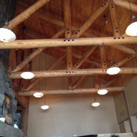 Photo taken at Moonlight Lodge by Jason C. on 3/9/2014
