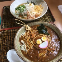 Photo taken at うどん ナザレ 豊橋本店 by Masayukin G. on 8/5/2017