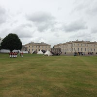 Photo taken at Royal Military Academy Sandhurst by Matt S. on 6/16/2013
