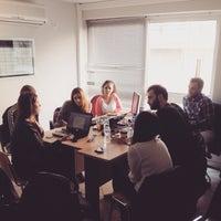Photo taken at Thinkbiz HQ by Vasia V. on 2/7/2015