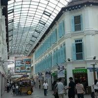 Photo taken at Bugis Junction by Onizuka S. on 11/1/2012