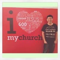 Photo taken at Jakarta Praise Community Church (JPCC) by David K. on 3/3/2013