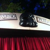 Photo taken at Teatro dei Burattini dei fratelli Ferraiolo by Antonio D. on 5/25/2013