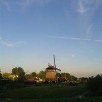 Photo taken at Sluispolder by Sabine S. on 7/28/2013
