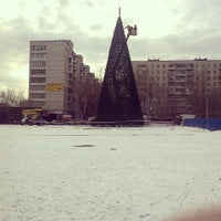 Photo taken at Спартановка by Anastasiya A. on 12/20/2012