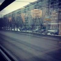 Photo taken at Спартановка by Anastasiya A. on 2/18/2013