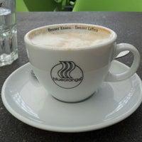 7/8/2013にdanielがblueorange - coffee & bagelで撮った写真