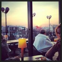 Снимок сделан в Ресторан & Lounge «Река» пользователем Женечка С. 4/19/2013