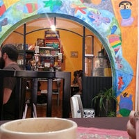 Photo taken at Rincon Zapatista by Francisco U. on 11/10/2013