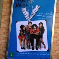 Photo taken at Teatro Sesc I by Thaís C. on 11/10/2013