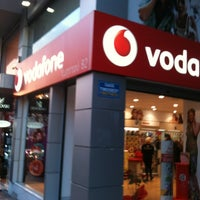 Photo taken at Vodafone by Nick B. on 1/11/2013