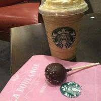 Photo taken at Starbucks by Nikonova🐬 on 4/3/2015
