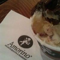 Photo taken at Amorino by Mustafa A. on 3/19/2013