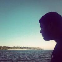 Foto tirada no(a) Barra de Santo Antônio por Guilherme L. em 1/19/2014