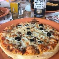 Photo taken at La Mejicana Pizzeria Taquería by Roberto F. on 12/10/2016