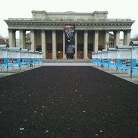 Снимок сделан в Площадь Ленина пользователем Andrey S. 10/22/2012