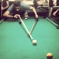 Photo taken at Romaanz Pool Center by Gayesh S. on 2/23/2014