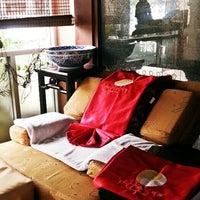Photo taken at Yin Yang Original Massage and Spa by Anchala W. on 8/24/2013