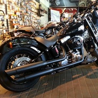 Photo taken at Harley Davidson by Egons A. on 9/20/2013