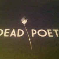 Снимок сделан в Dead Poets пользователем oleg g. 7/26/2013