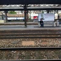 Photo taken at Gare de Renens by Cédric on 10/16/2012