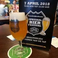 Photo taken at Speciaalbier Café Van der Geest by Bas D. on 4/7/2018