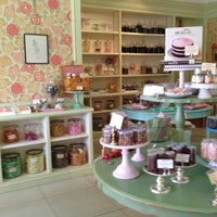 Photo taken at Miette Patisserie by Eva R. on 4/13/2013