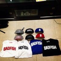 Photo taken at BadFish Store by Pekas Jorge F. on 2/21/2014