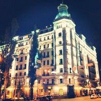 Снимок сделан в Премьер Палас Отель пользователем Olga V. 10/13/2012