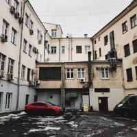 1/13/2018に@Natasha_TsiomaがКиностудия имени Горькогоで撮った写真