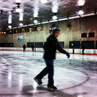 Photo taken at West End Ice Rink by Kate M. on 11/27/2012