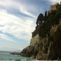 Photo taken at Palm Beach by Aleksandr R. on 9/9/2013