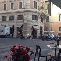 Photo taken at Romoli Bar by Sofia W. on 10/10/2014