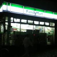 Photo taken at FamilyMart by Norikazu N. on 10/25/2012