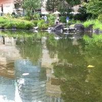 Photo taken at Mohri Garden by Norikazu N. on 9/17/2012