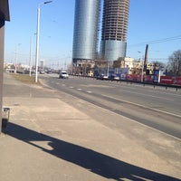 "Photo taken at Pietura ""Slokas iela"" by Victoria S. on 3/17/2015"
