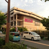Photo taken at AEON MALL by Kevin N. on 7/14/2013