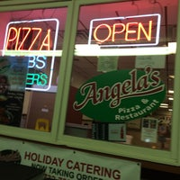 Photo taken at Angela's Pizza by Jill O. on 8/25/2016