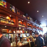 Photo taken at Bierbrasserie Cambrinus by Kelly D. on 4/20/2013